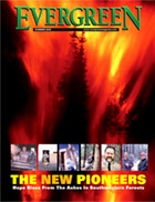 Cover of Summer 2002 Issue of Evergreen Magazine